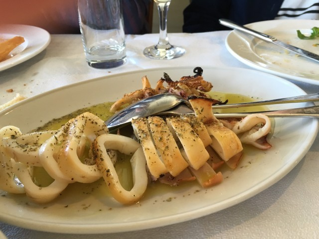Kavourotrypa fish tavern Limassol