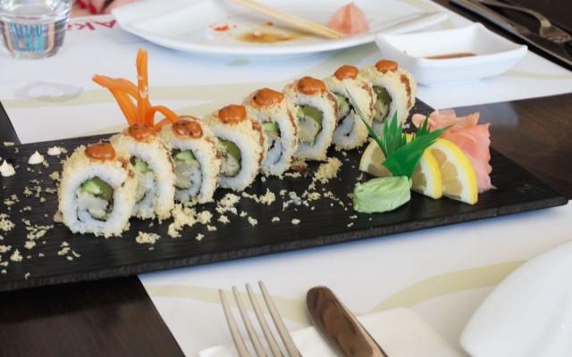 Akakiko Japanese restaurant Limassol