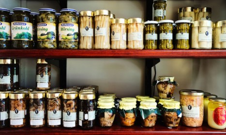 Bavarian Delicatessen