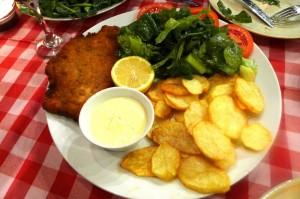 Da Paolo restaurant Nicosia