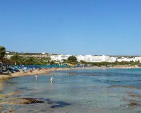 Grecian Bay – Beach