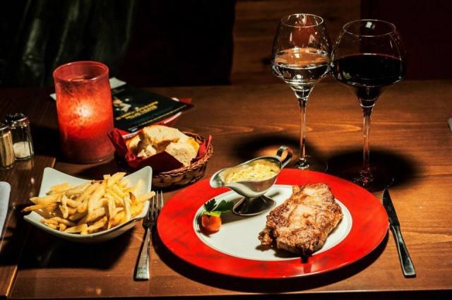 Brasserie au bon plaisir restaurant Nicosia