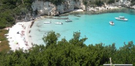 Greek islands- Paxos