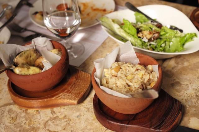 Archontiko Papadopoulou restaurant Nicosia