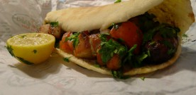 "Top 12 take-away ""souvlaki"" in Nicosia"