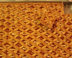 Pasta Flora (Cyprus Jam Cookies)
