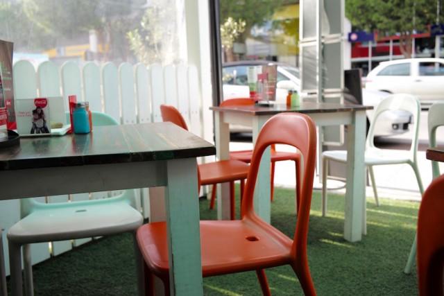 Good Food Co restaurant Nicosia