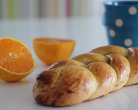 Tsoureki recipe by Kalopesas (Cyprus Easter Orange Bread)