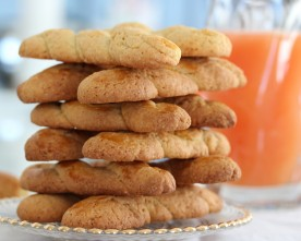 Koulourakia (Butter Cookies) – Recipe 1