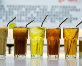 Soft drinks without guilt
