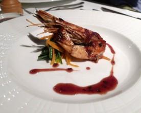 Omakase tasting menu at Almyra hotel