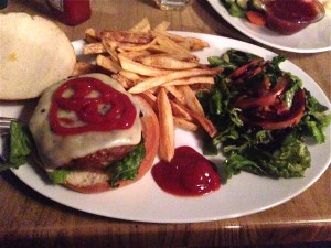 Burger restaurants Cyprus Brickyard