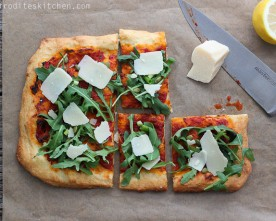 No Fail Pizza With Cyprus Village Flour