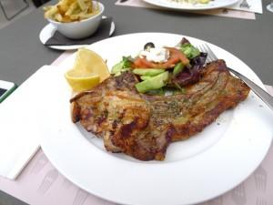 Pinakothiki restaurant Nicosia