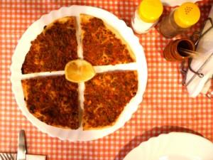 Stou Nissian restaurant Nicosia