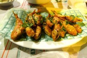 The old neighborhood Limassol restaurant
