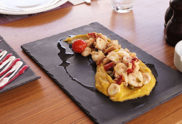Hobo Mediterraneo restaurant Limassol