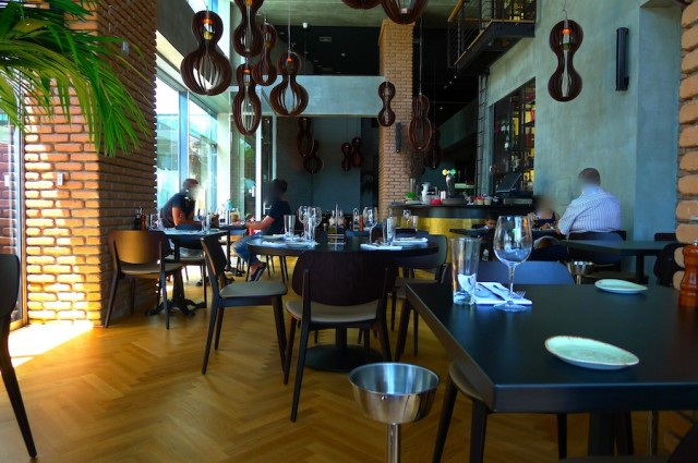 Como Italian restaurant Limassol