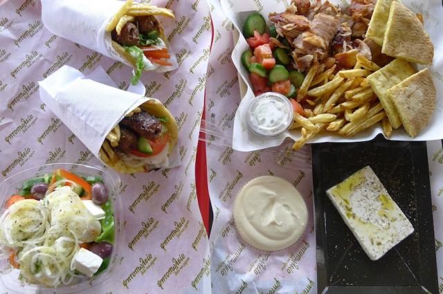 Ladi & Rigani restaurant Limassol