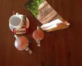 Coffee at Jubilee Hotel