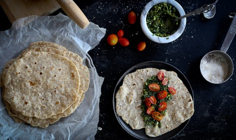 Whole Meal Tortillas