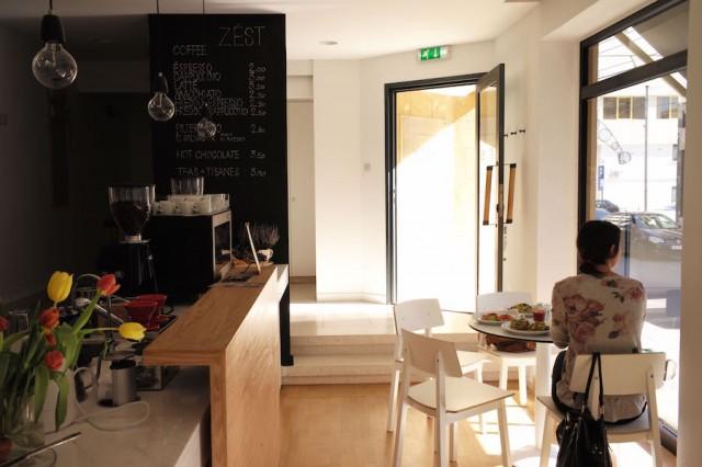 Zest cafe Nicosia