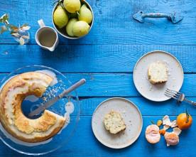Lemon-Poppyseed Bundt Cake