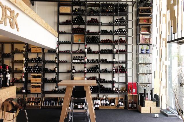 Uncork Wine shop Nicosia