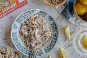 Pasta With Boiled Chicken-4653