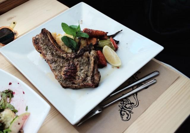 The Cookshop restaurant Nicosia