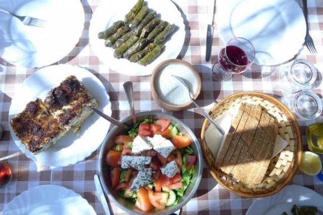 Kilada restaurant Agros
