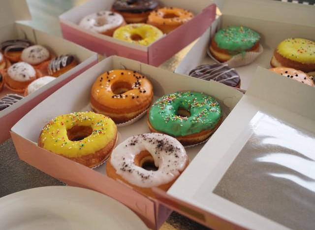 Donuts Pandora Nicosia