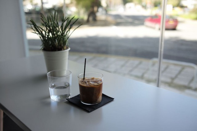 A kxoffee project cafe Nicosia