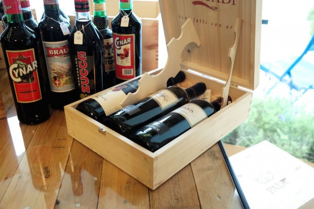 Enoteca Italiana Wine Shop Nicosia