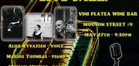 A Jazz night to remember at Vini Platea: V3