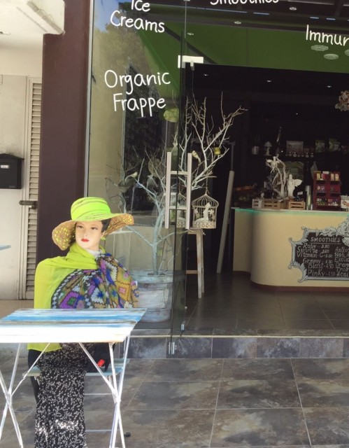 Superfood organic bar Limassol