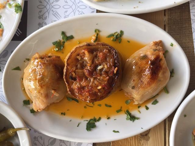 Gefsikleous 62 restaurant Nicosia