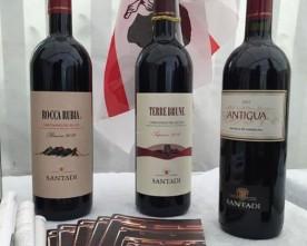 Award winning wine at Enoteca Italiana