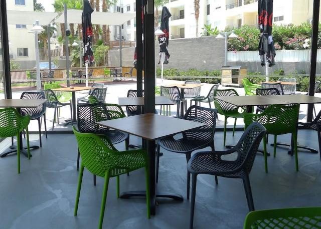 The Burger Lab restaurant Limassol