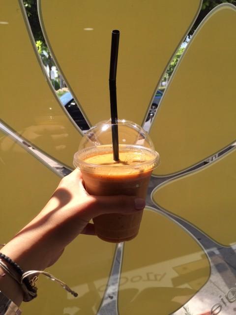 IZzo good juice bar Limassol