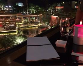 Vista Bar in Four Seasons Hotel
