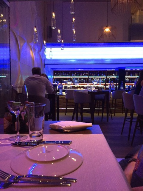 Pyxida Oyster Bar Nicosia