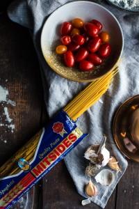 Afrodite's Kitchen Spaghetti & Meatballs-9082