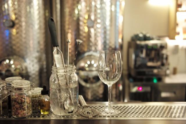 The Winery wine bar Nicosia