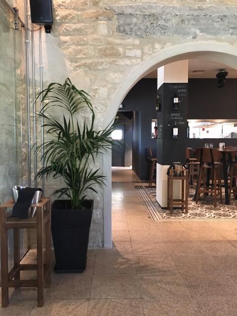 Dionysus Mansion restaurant Limassol