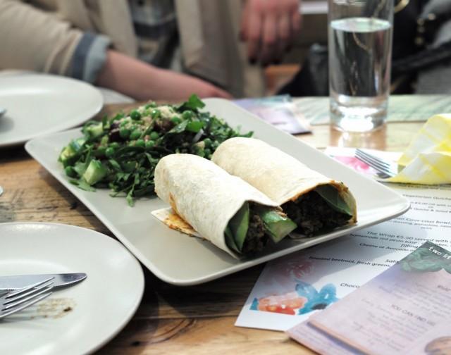 The Home Cafe restaurant Nicosia