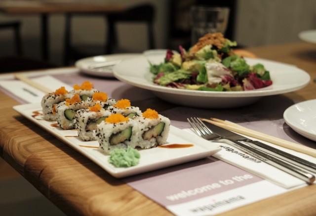 Wagamama Shizuka restaurant Nicosia