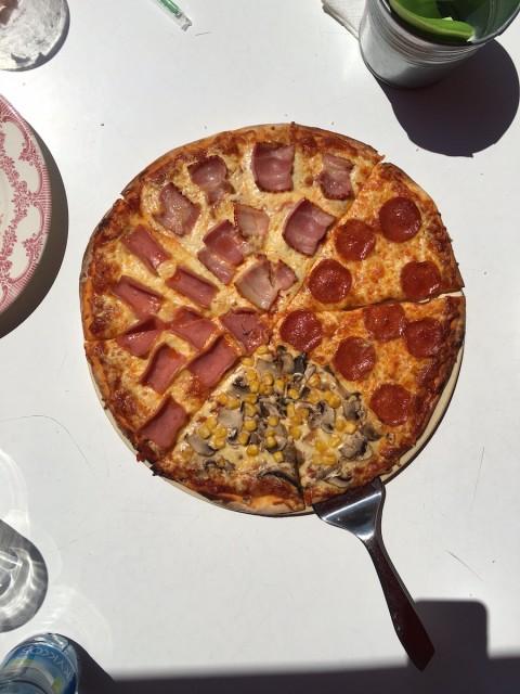 Tomato Pizza & Pasta
