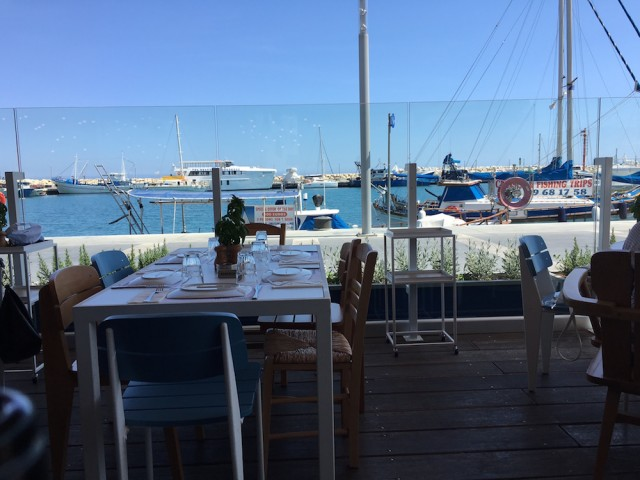 The Fishmarket restaurant Limassol