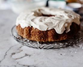 Carrot Cake with Mitsides Village Flour